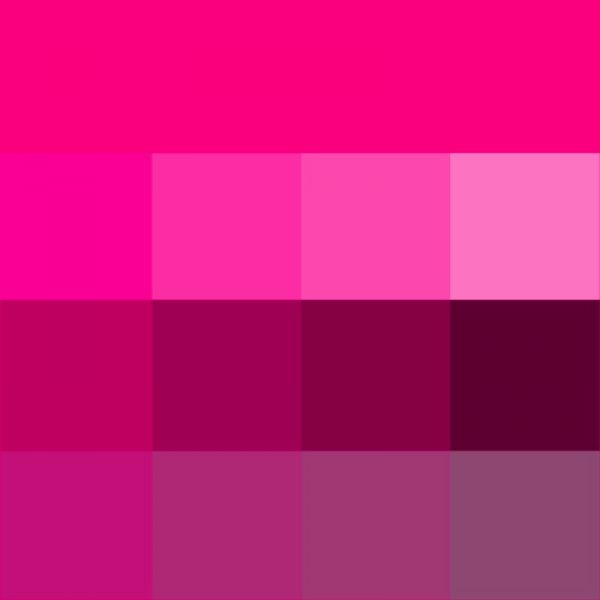 Shades of Pink. Wikipedia