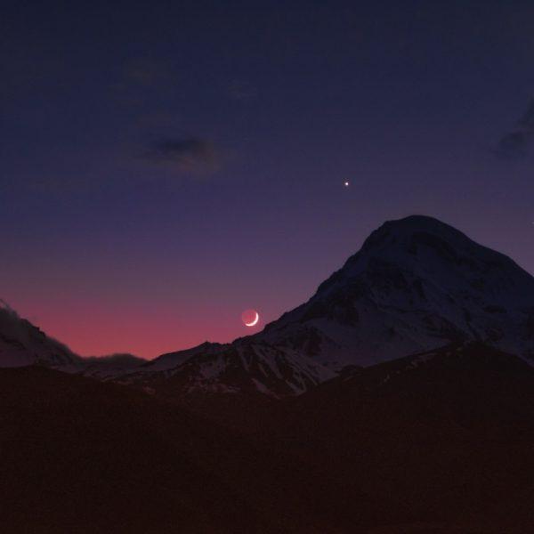 Venus the planet, Photo by Iman Gozal on Unsplash